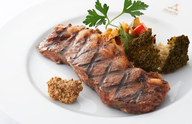 国産牛ロース肉 ステーキ 200g